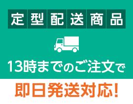 定型配送商品は13時までご注文で即日発送対応!